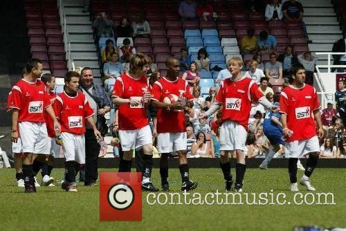 Music Industry Soccer Six 5