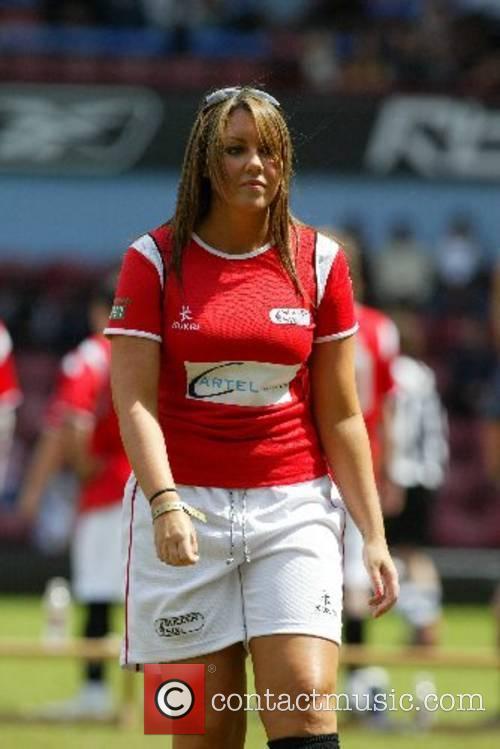 Michelle Scott Lee (Michelle Heaton) Music Industry Soccer...