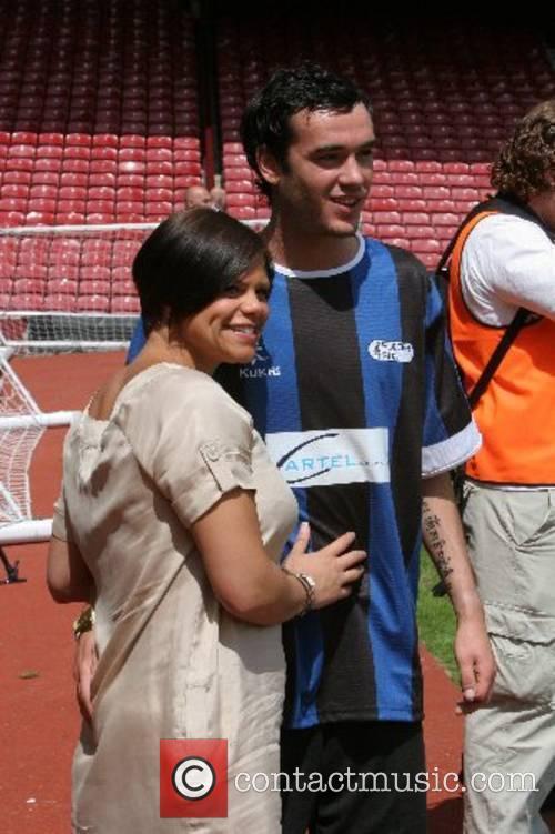 Jade Goody, Jack Tweedy Music Industry Soccer Six...