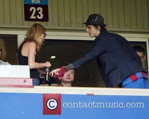 Kate Moss, Pete Doherty Music Industry Soccer Six...