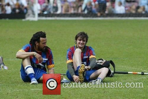 General and Pete Doherty Music Industry Soccer Six...