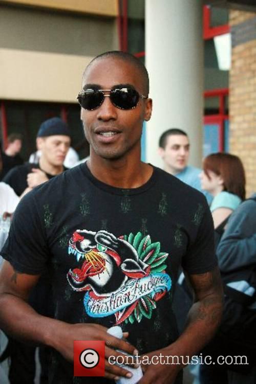 Simon Webb Music Industry Soccer Six held at...