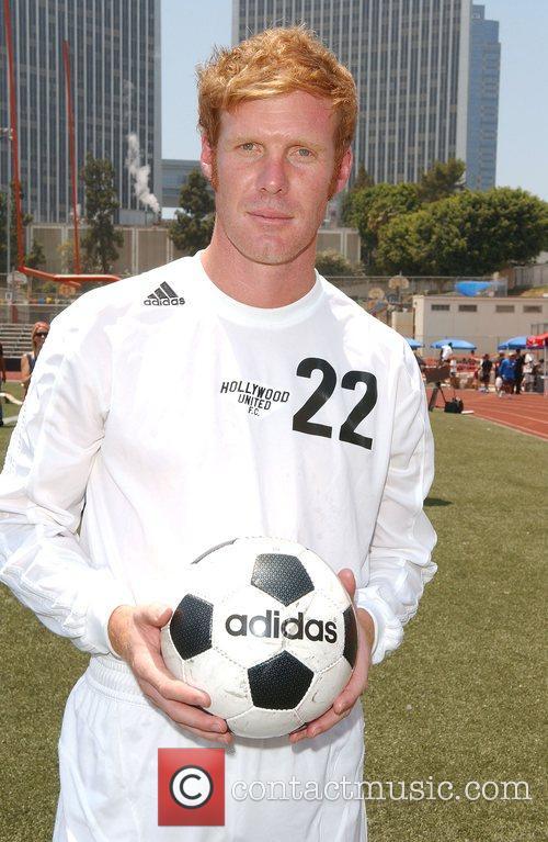 Alexi Lalas 'Soccer For Survivors' celebrity soccer match...