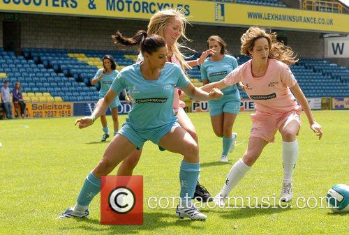 Soccer Six at Millwall FC London, England