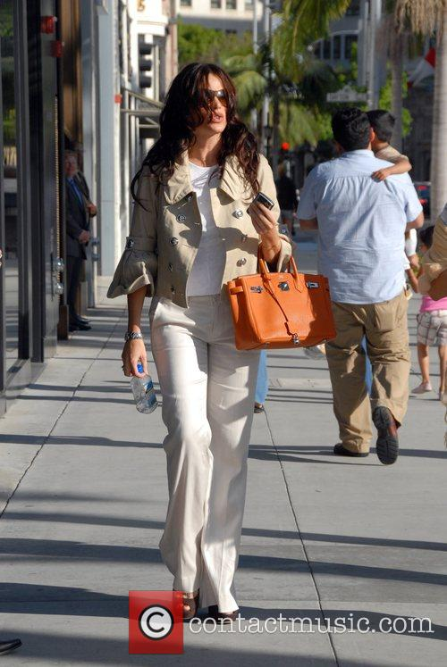 Sofia Vergara  out shopping in Beverly Hills...