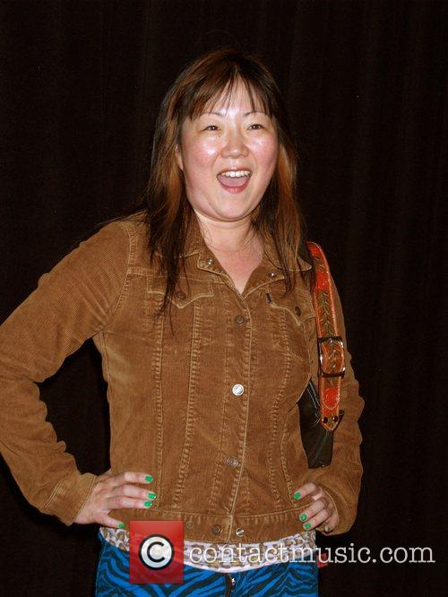 Margaret Cho  opening reception for 'Rosie O'Donnell...