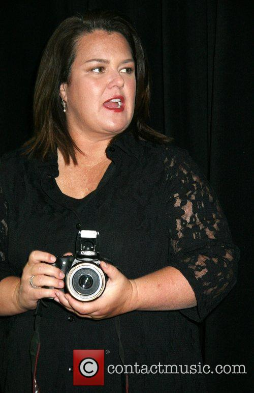 Opening reception for 'Rosie O'Donnell presents Solace: An...