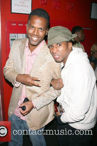 Aj Calloway and Q Tip 1