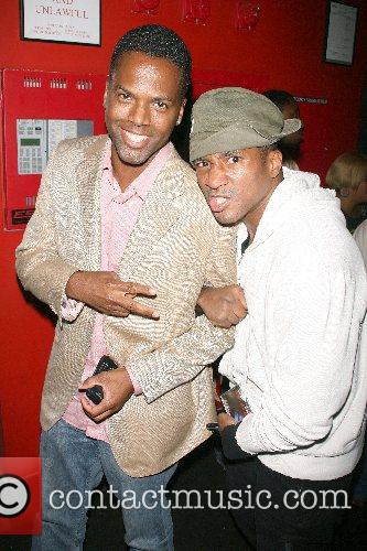 Aj Calloway and Q Tip 2