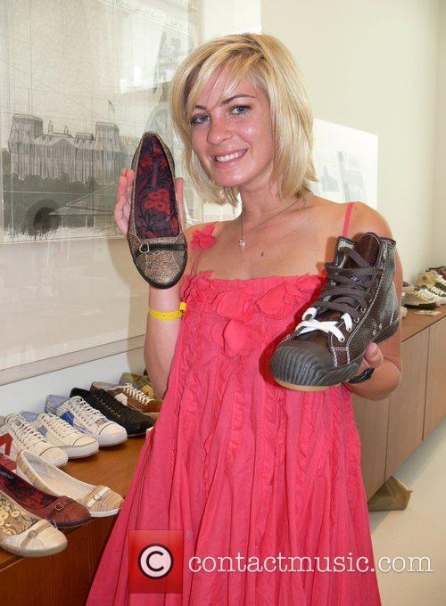Jasmin Weber Solebox Showroom for New Balance and...