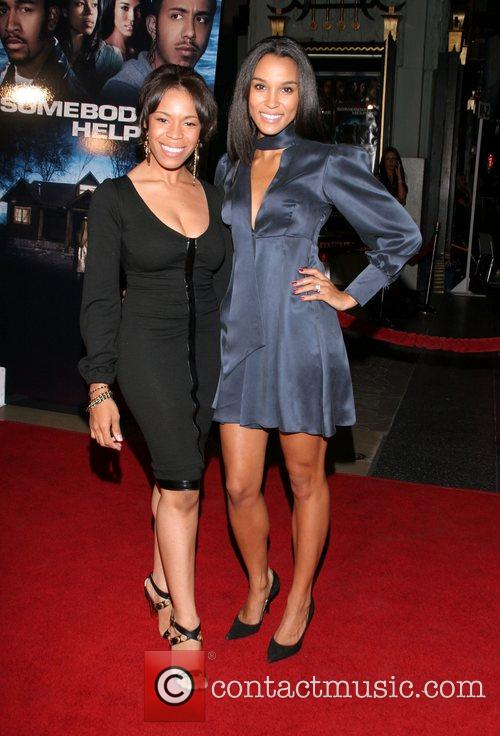 Alexis Fields and Brooklyn Sudano 'Somebody Help Me'...