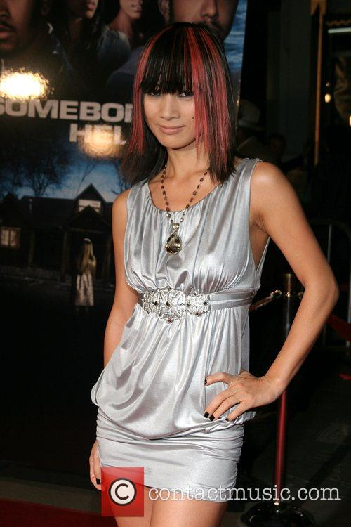 Bai Ling 'Somebody Help Me' world premiere at...