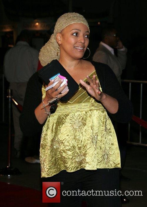 Kim Fields 'Somebody Help Me' world premiere at...