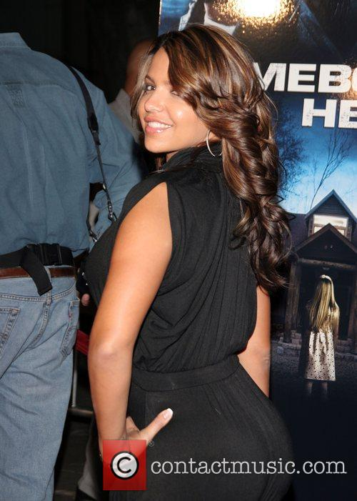 Vida Guerra 'Somebody Help Me' world premiere at...