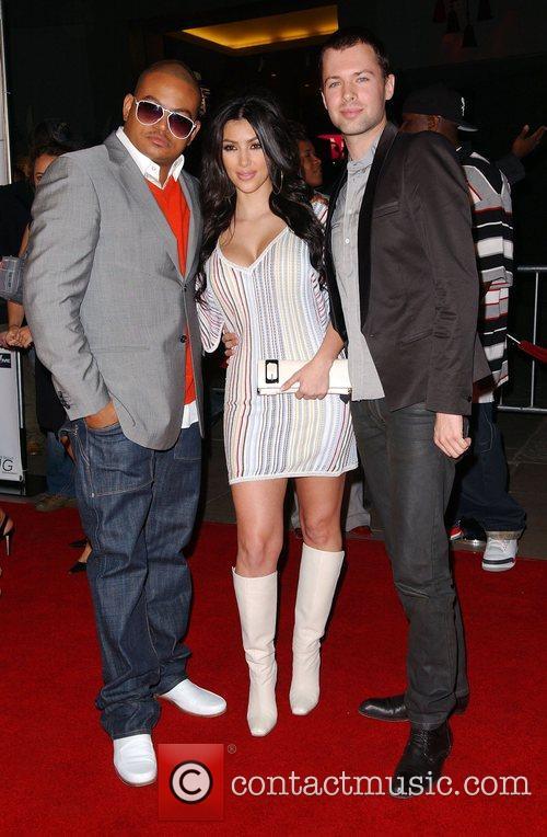 Chris Stoker and Kim Kardashian 2