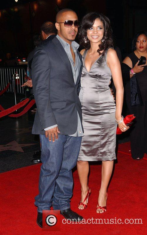 Marques Houston and Jennifer Freeman 2