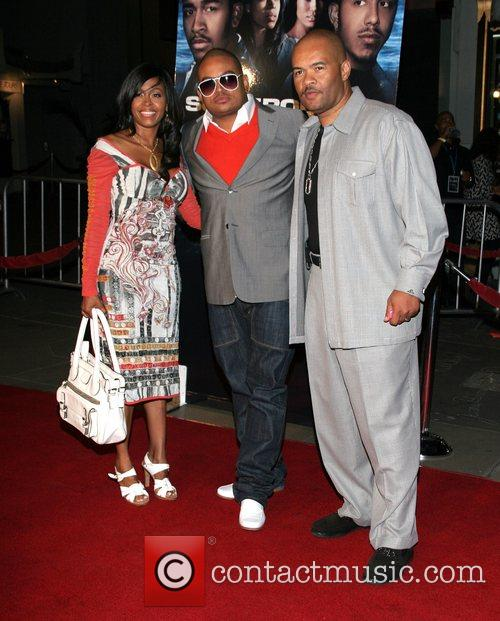 Monye Stokes, Chris Stokes and Jeff Flanagan 'Somebody...
