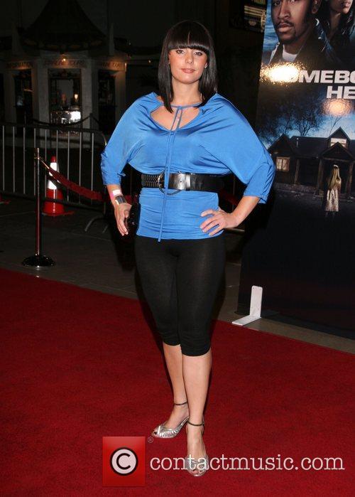 Nathalia Riina 'Somebody Help Me' world premiere at...