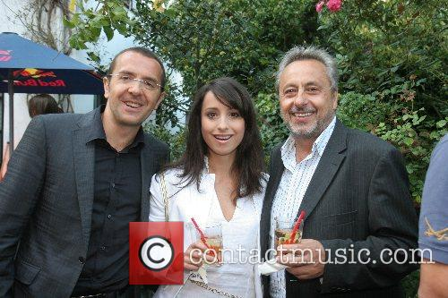 Ion Linardatos, Wolfgang Stumph mit Tochter Stephanie S&L...