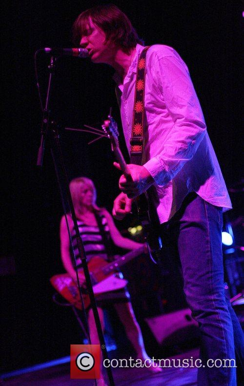 Thurston Moore Sonic Youth performing at The Metro...