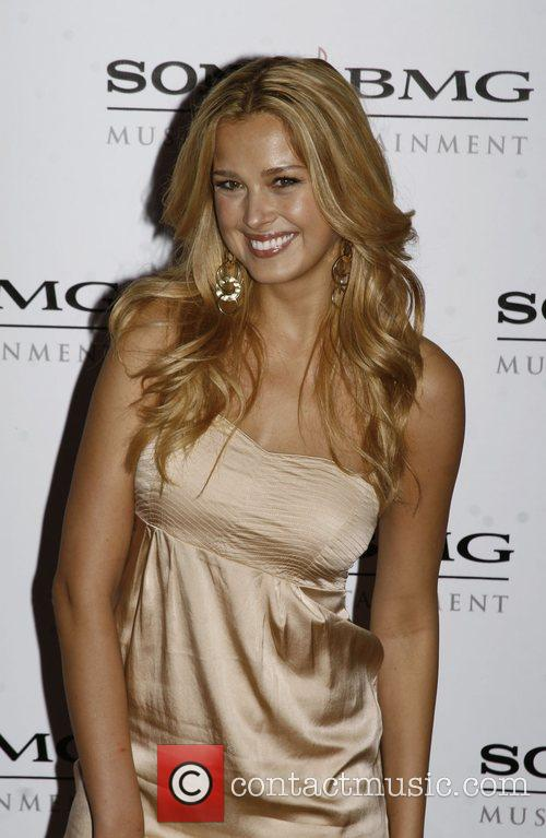 Petra Nemcova, The 50th Grammy Awards Gallery and Grammy 9