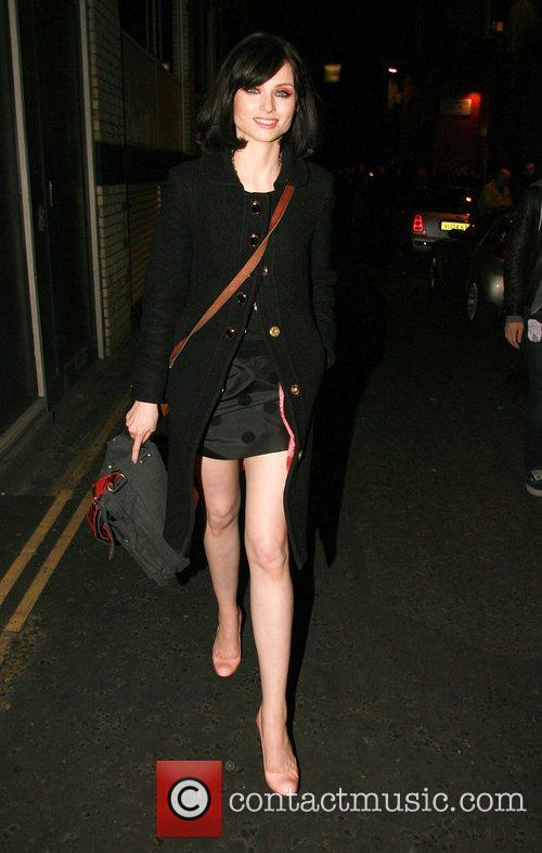 Sophie Ellis-Bextor  Outside G-A-Y after her husband...