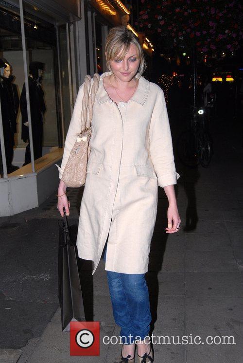 Sophie Dahl Fashion Journalist Camilla Morton book launch...