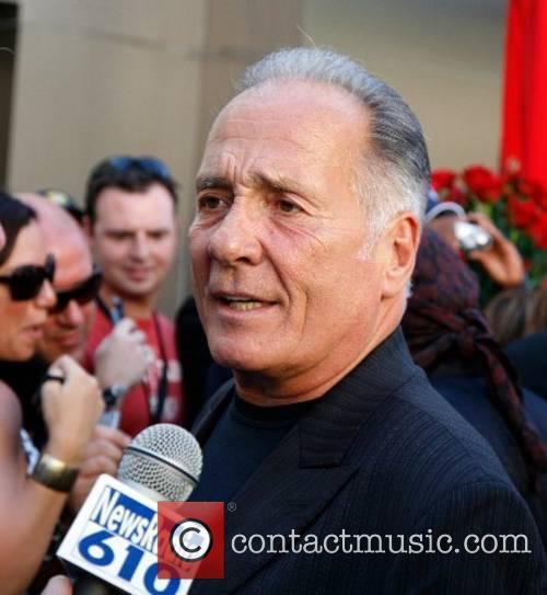 Arthur J. Nascarella The cast of HBO's