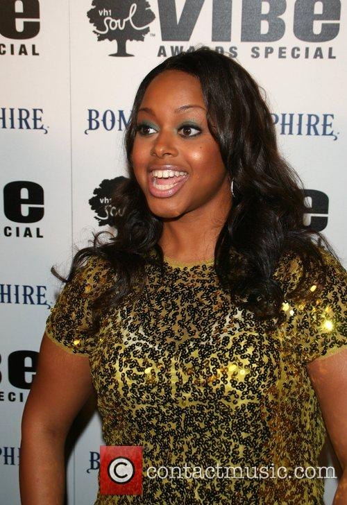 Chrisette Michele VH1 'Soul and Vibe Awards' party...