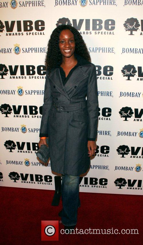 Erica Philips VH1 'Soul and Vibe Awards' party...