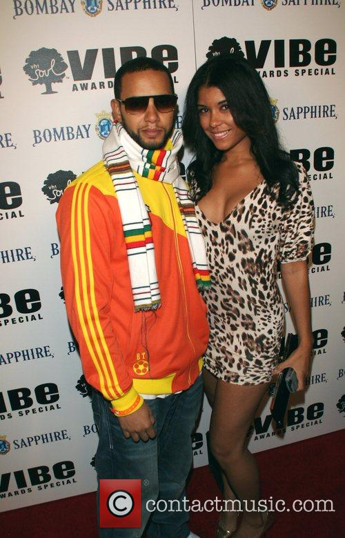 Lil X and girlfriend VH1 'Soul and Vibe...