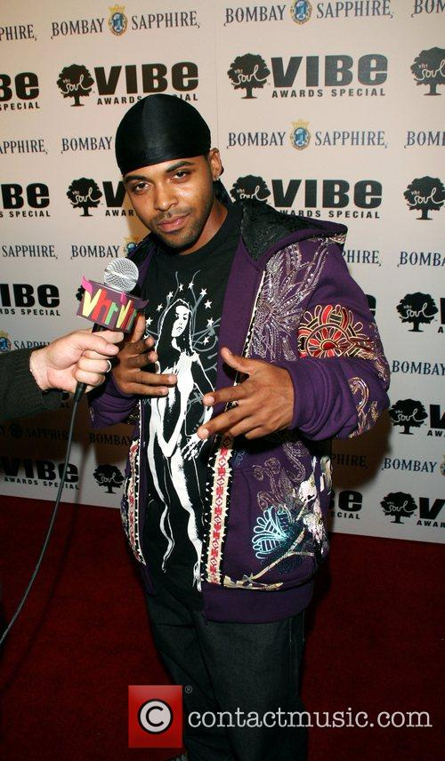 Shane Chimet VH1 'Soul and Vibe Awards' party...