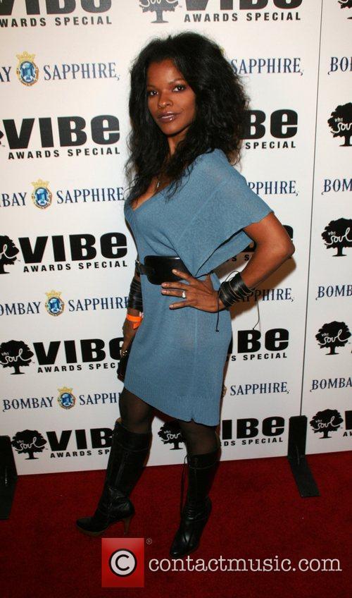 Tisha Sharp VH1 'Soul and Vibe Awards' party...