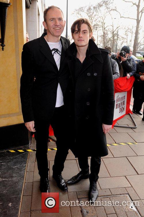 Anton Corbijn and Sam Riley The South Bank...