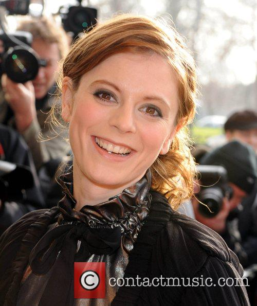 Emilia Fox The South Bank Show Awards at...