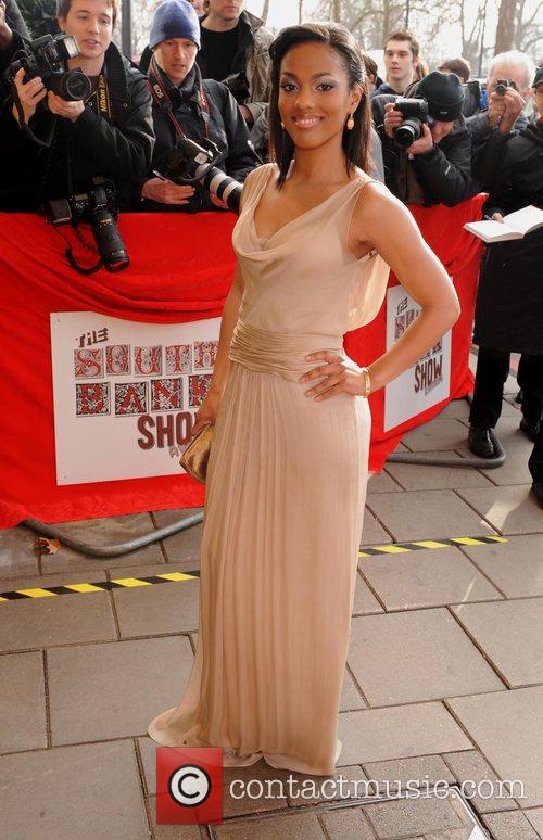 Freema Aygeman The South Bank Show Awards at...