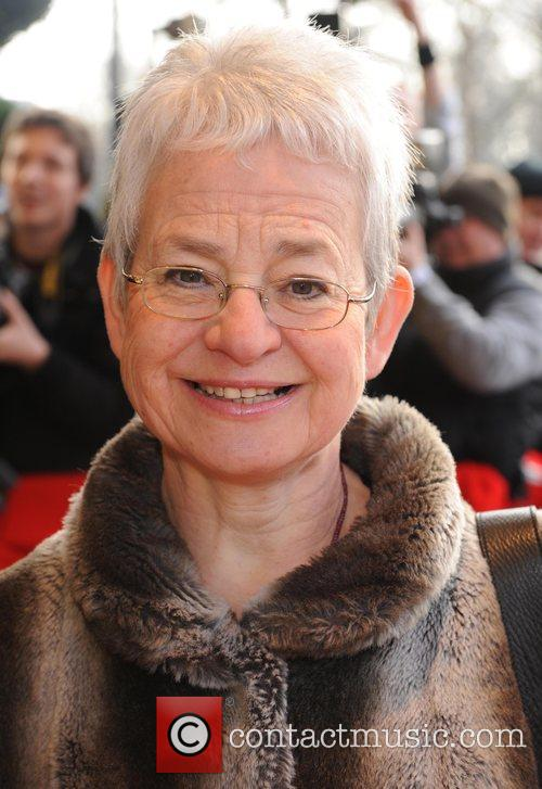 Jacqueline Wilson The South Bank Show Awards at...