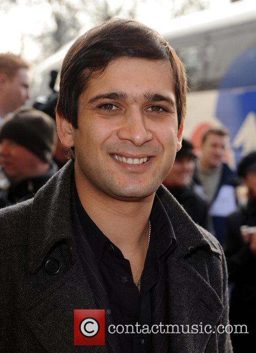 Jimi Mistry The South Bank Show Awards at...
