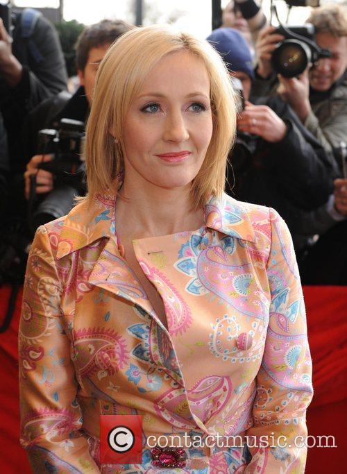 JK Rowling The South Bank Show Awards at...
