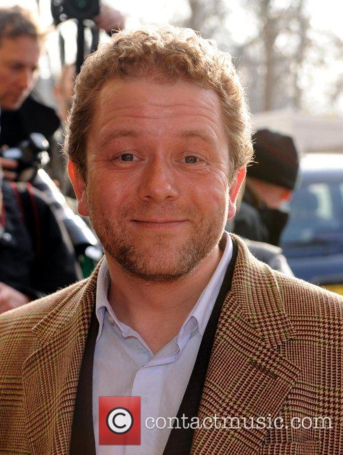 Jon Culshaw The South Bank Show Awards at...