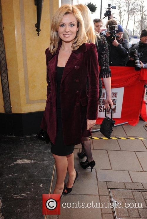 Katherine Jenkins The South Bank Show Awards at...