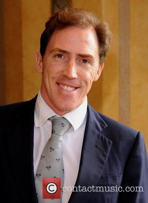 Rob Brydon The South Bank Show Awards at...