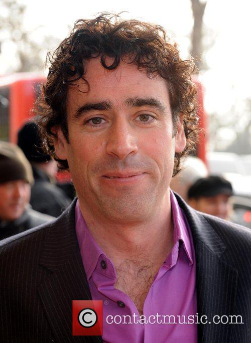 Stephen Mangan The South Bank Show Awards at...