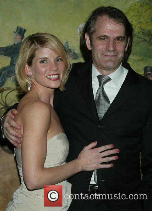 Kelli O'Hara and Bartlett Sher Opening Night After...