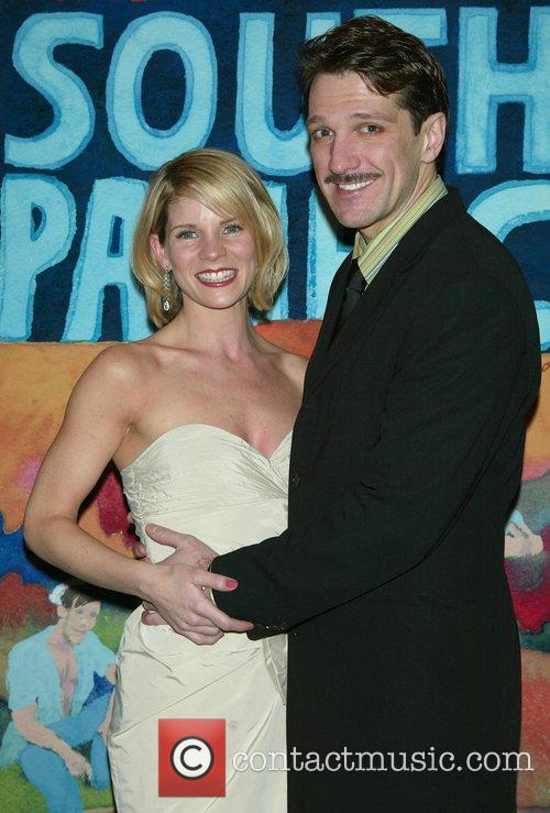 Kelli O'Hara and Paulo Szot Opening Night After...