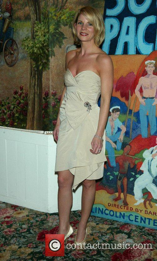 Kelli O'Hara Opening Night After Party for 'South...