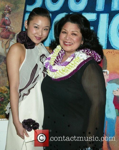 Li Jun Li and Loretta Ables Sayre...