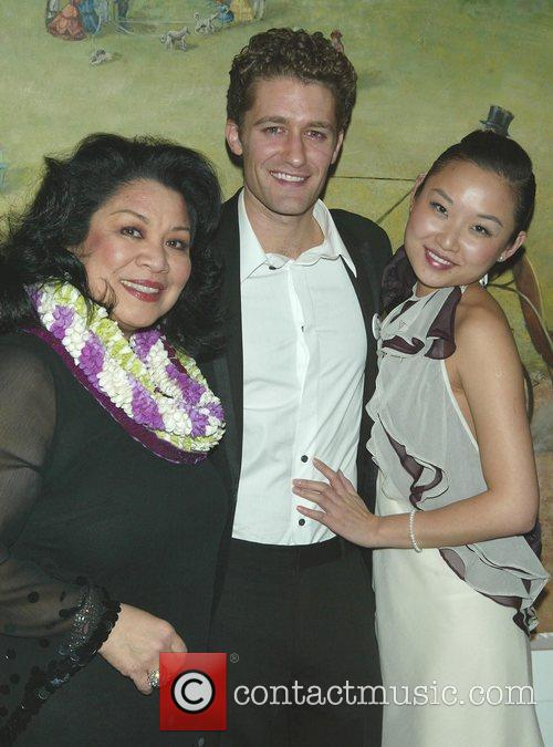 Loretta Ables Sayre, Matthew Morrisson and Li Jun...