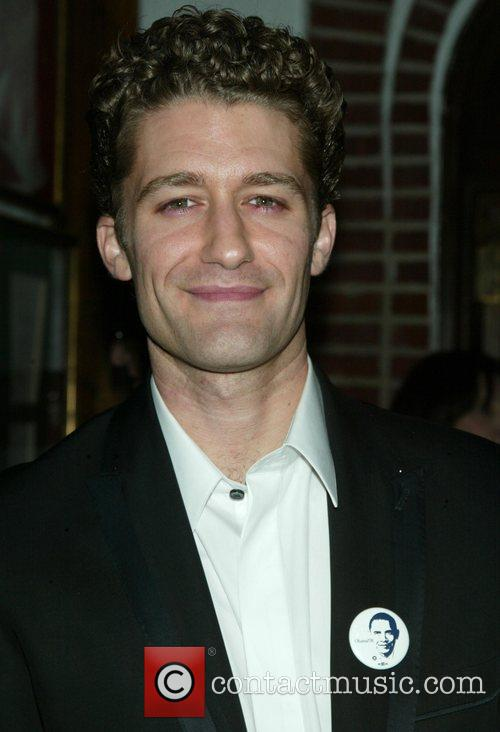 Matthew Morrison Opening Night After Party for 'South...