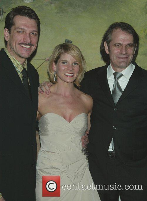 Paulo Szot, Kelli O'Hara and Bartlett Sher...